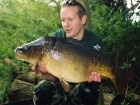 23lbs 0oz Carp from Castlemere. Surface caught, size 8 drennan super specialist, 8lb berkely XL hooklink, 10lb XL mainline