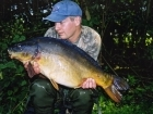 21lbs 0oz Carp from Castlemere. Surface caught, 8lb XL Berkley hooklink, 10lb XL mainline, size 8 super specialist