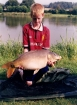 Thomas Barnacle 18lbs 12oz Mirror Carp from Etang Neuf using Solar Club Mix (Squid & Octopus, Stimulin and Anchovy).. Holiday 2006