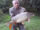 Tom Tank 10lbs 9oz Common Carp from Dyffryn Springs using The Source 15mm Boilies.