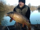 Tom Tank 12lbs 6oz Common Carp from Dyffryn Springs