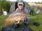 Michael Hale 18lbs 1oz Mirror Carp from Spring Rock Fishery