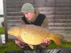 Juan Coetzee 26lbs 4oz Common Carp from Baden Hall Fisheries