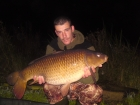 Juan Coetzee 24lbs 6oz Common Carp from Baden Hall Fisheries