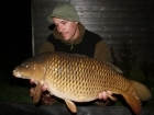 Juan Coetzee 24lbs 13oz Common Carp from Baden Hall Fisheries