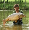 Callum Mcinerney-riley 35lbs 0oz Carp from Lac Chateau Cavagnac using Nash Bait.