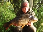 16lbs 8oz Common Carp from Club Lake using Nash IC1.. http://www.youtube.com/watch?v=y3TLc4PZtAg all is told in the video