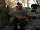 Philip Loach 22lbs 5oz Mirror Carp from Leighton Pools