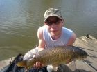 Steven Spilsbury 15lbs 3oz carp from Pool Hall Fisheries