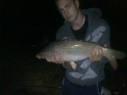 Jay 7lbs 0oz carp from Burnham-on-sea Holiday Village