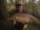 Jay 15lbs 10oz 10dr carp from Burnham-on-sea Holiday Village