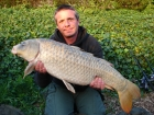 Essex Carp Baits 20lbs 0oz Common Carp from Aquatels Carp Fishery using Essex Carp Baits C.I.A Chocolate Intense Amino.. Chris Smith, Essex Carp Bats senior field tester.