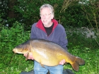 Essex Carp Baits 50lbs 0oz Mirror Carp from Free Spirit Lake using Essex Carp Baits C.I.A Chocolate Intense Amino.