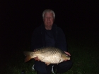 Robin Yeomans 21lbs 10oz carp from Willow Pool