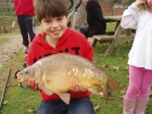 12lbs 10oz Mirror Carp from Rookley Country Park