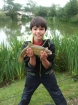2lbs 4oz Tench from Rookley Country Park