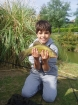 2lbs 5oz Tench from Rookley Country Park