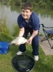 Louis Adams 2lbs 15oz Bream from Carney Pools. The damsel pool their is tench, roach, bream, gudgeon and carp up to 8 lb and dragon pool tench to 5lb, roach, bream and perch. Common carp up to 18.9lb