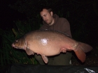 31lbs 10oz Mirror Carp from Rookley Country Park