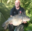 Royston Butwell 32lbs 9oz Mirror Carp from Great Linford Lakes.
