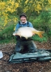 Royston Butwell 34lbs 0oz mirror carp from Mirror Pool Fisheries