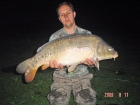 James Cracknell 17lbs 0oz mirror carp from Local Club Water using premier baits.