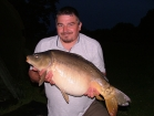 Marc Fossey 22lbs 2oz Mirror Carp from La Petite Martiniere using Mainline Cell.