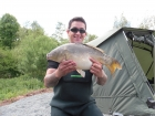 Damian Cyples 10lbs 0oz Mirror Carp from Cudmore Fisheries using Mainline - New grange.