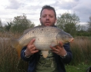 13lbs 2oz Common Carp from Birds Green Fishery