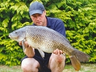 Kieron Axten 20lbs 0oz Common Carp from Waveney Valley Lakes using Mainline Grange CSL.. 9 fish in a week from peg 11 including 5 20s - 28lb 7oz, 25lb 7oz, 22lb, 20lb, 10lb 13oz and another