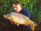 Kieron Axten 17lbs 2oz Mirror Carp from Willowgrove Leisure Park using Mainline Grange CSL.. 3 days, 16lb, 17lb 2oz, 10lb, 16lb 2oz and lost 1