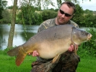 Kieron Axten 34lbs 10oz Mirror Carp from Lac Du Val using Quest Baits Lac Du Val Specials.. This was a two week trip to the heavenly Angling Lines venue - Lac du Val.