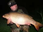 Kieron Axten 29lbs 0oz Common Carp from Lac Du Val using Quest Baits Lac Du Val Specials.. My last fish of the trip.