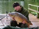 Kieron Axten 16lbs 0oz Mirror Carp from Leighton Pools