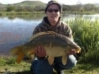 View more info and captures from Spring Rock Fishery, Llandegley (Powys, Mid Wales), Wales at www.fishcaptures.com