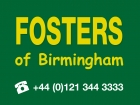 Fosters of Birmingham - Fishing Tackle Shop / Superstore in Birmingham, England